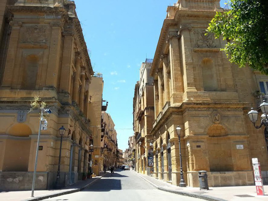 B&B MiraValle Agrigento - The center of the city of Agrigento – Via Atenea